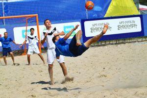футбол пляжный ставки